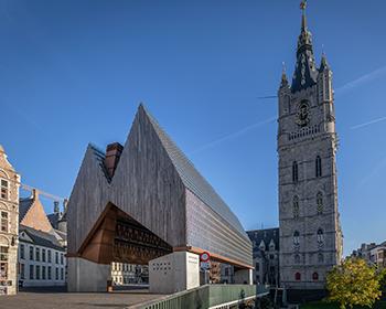 Stadshal Gent - Arch. Robbrecht & Daem_MJ Van Hee